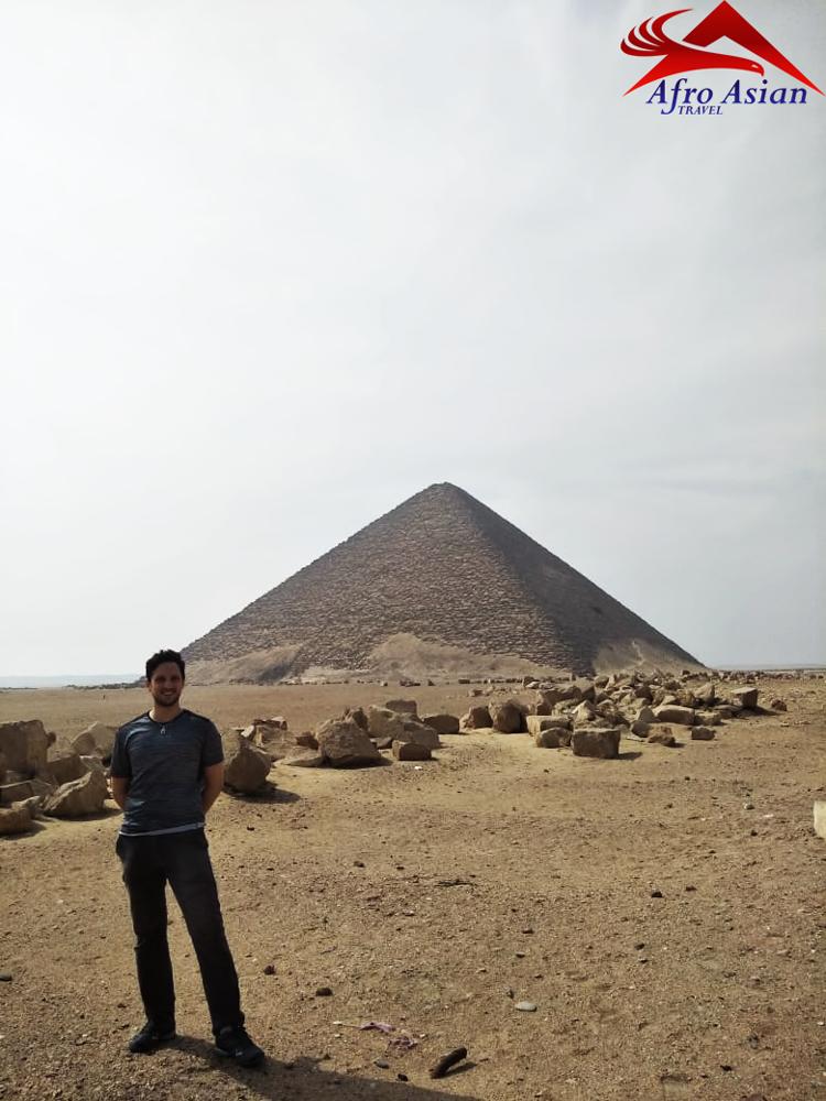 La Pirámide de Dahshour