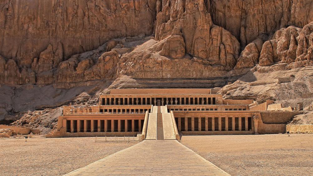 Deir al-Bahari (Templo Hatshepsut)