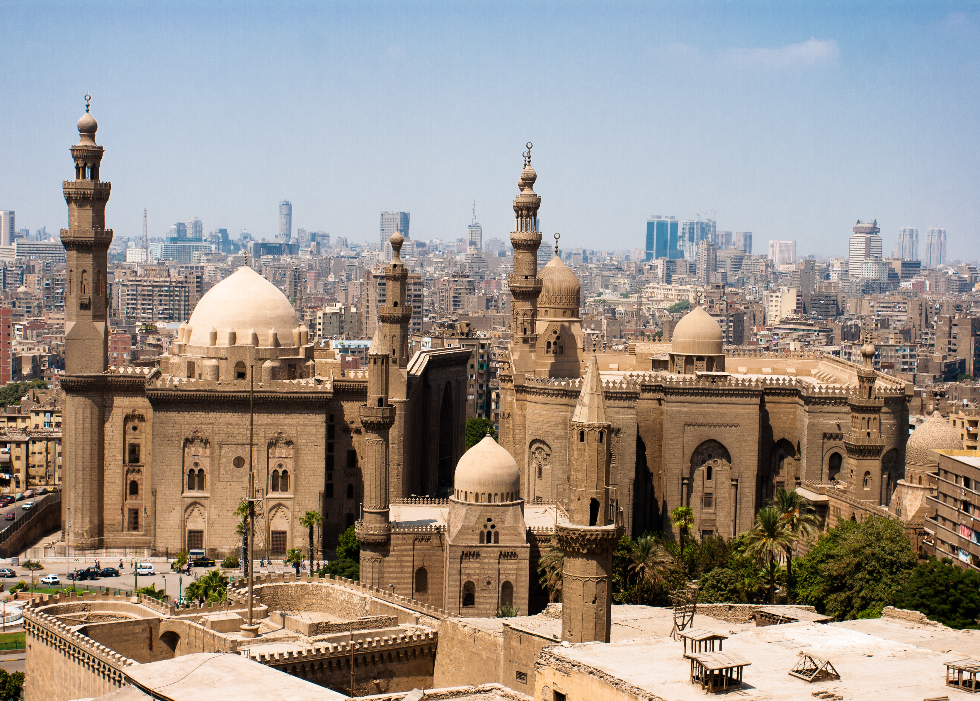 Mezquita de Al-Rifa'i