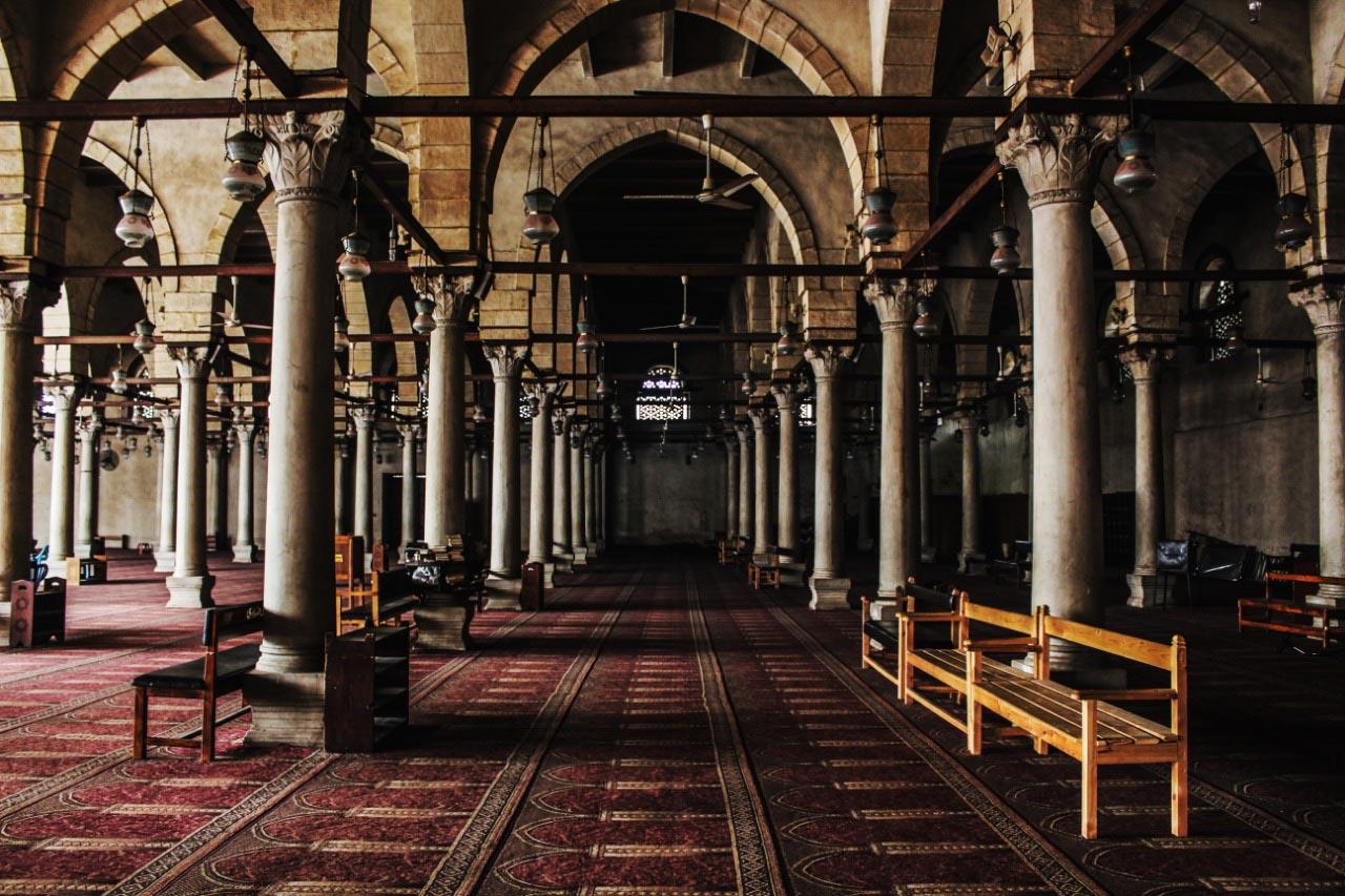 La Mezquita de Ahmad ibn Tulun