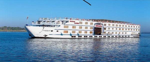 Movenpick MS Sunray Nile Cruise 3 NOCHES/ 4 DÍAS