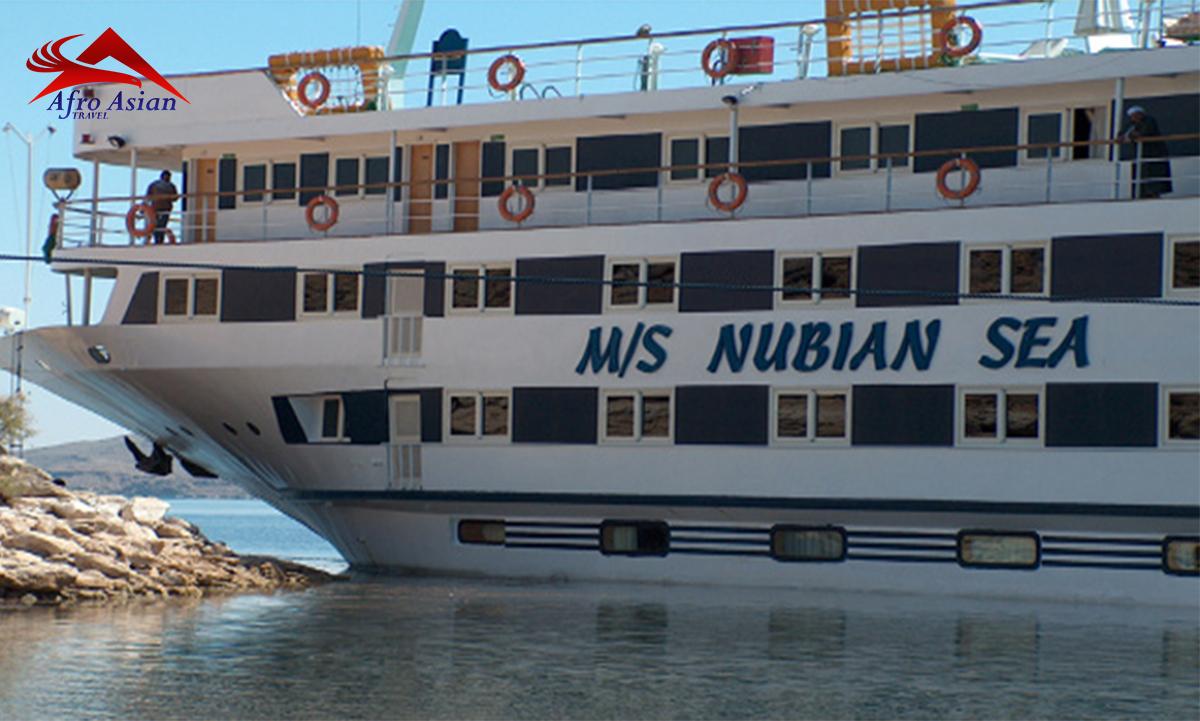 Nubian Sea 3  NOCHES/4 DíAS