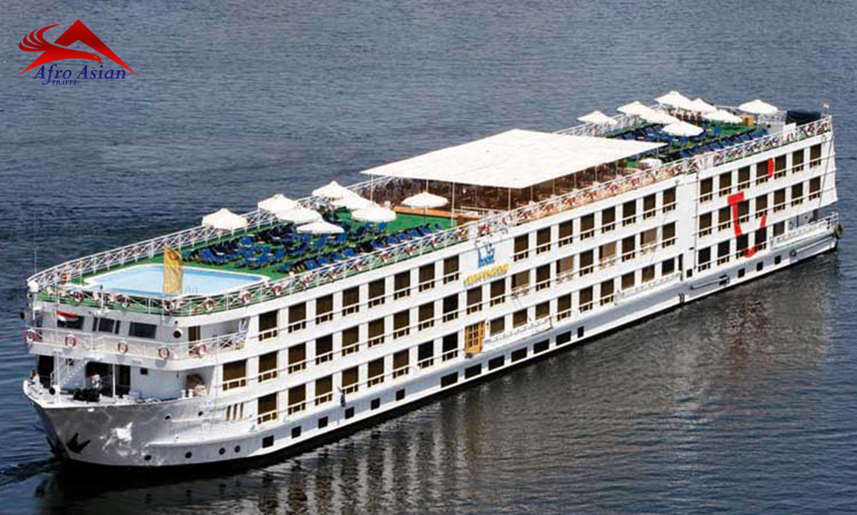 M/S NILE DOLPHIN 4 NIGHTS/5 DAYS