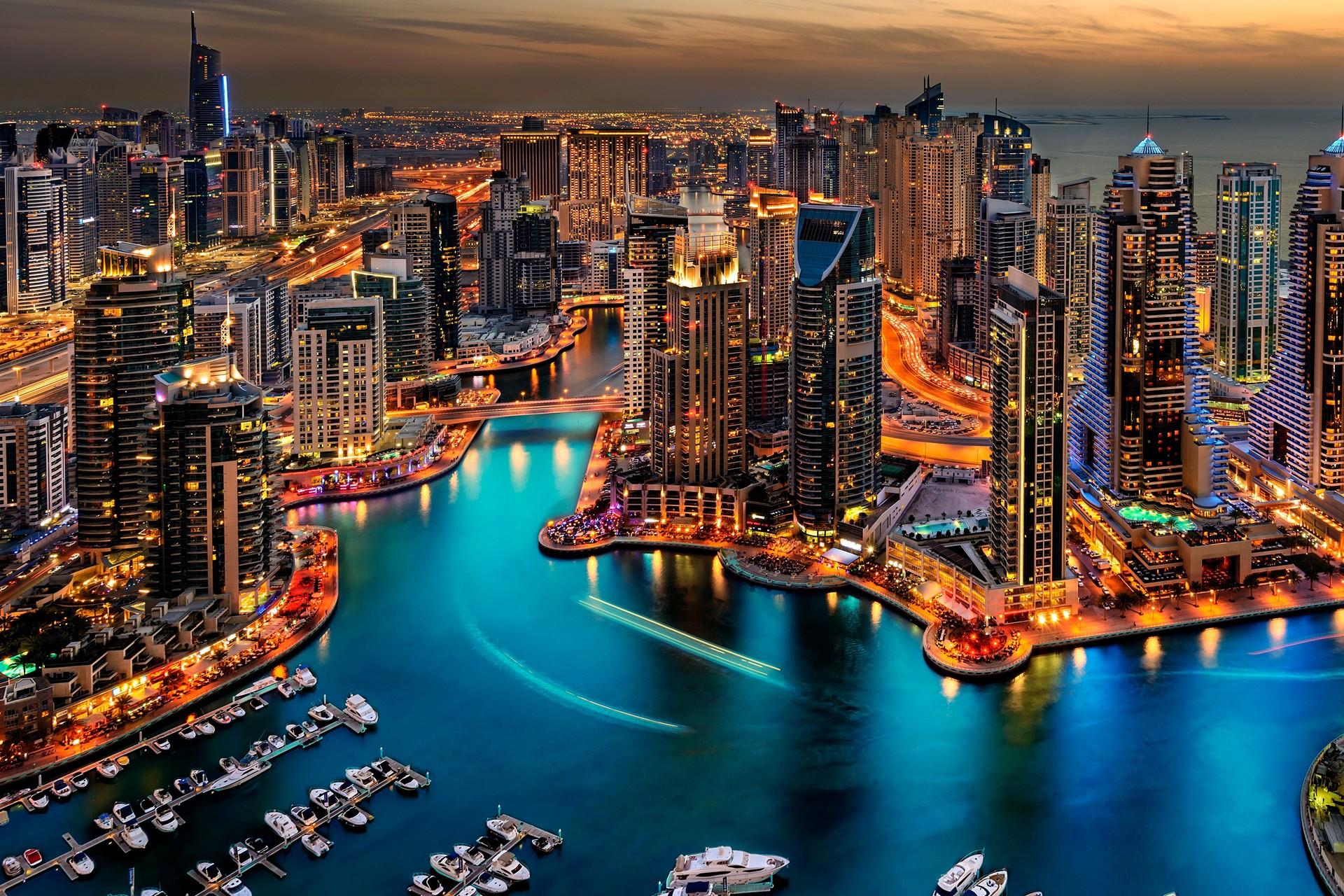 Dubai e Emiratos Árabes